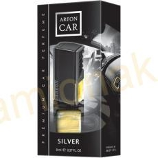 Areon Car Black Edition SILVER