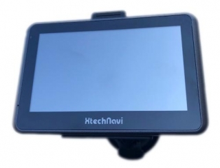 XtechNavi EU4320SWN, 4,3″ 8GB, BT, AV-in