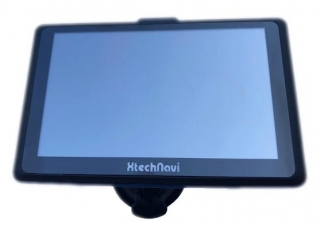 XtechNavi EU5050SWN, 5,0″, 8GB, BT, AV-in