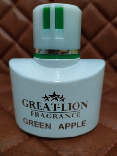 GREAT LION - GREEN APPLE car fragrance