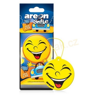 Areon Smile - stromeček NEW CAR